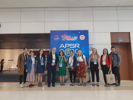 APSR 2019 towards a better future for respiratory health