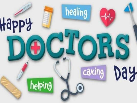 A tribute to all doctors on this special day