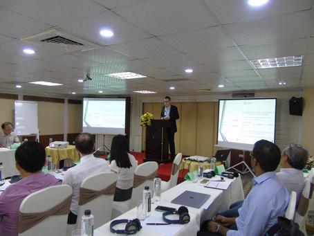 VCAPS 4 Intervention workshop in Hanoi