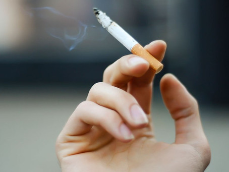 A systematic review on smoking and COVID-19 linkage