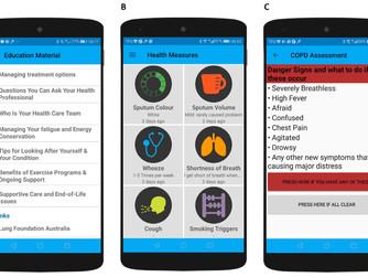 Sẽ có thêm bằng chứng về việc sử dụng ứng dụng MH-COPD trong cải thiện chăm sóc cho bệnh nhân