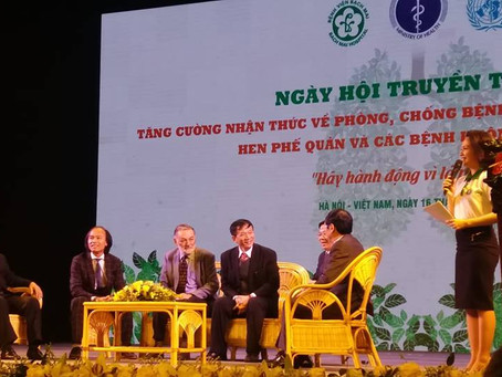 MOH hosted COPD Day 2018 in Hanoi
