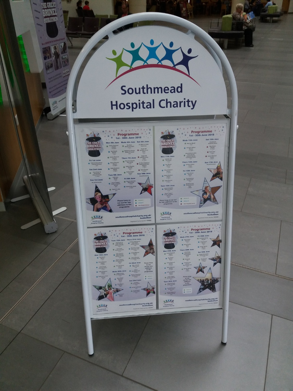 Southmead Hospital Buskathon