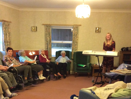 Singing in care homes
