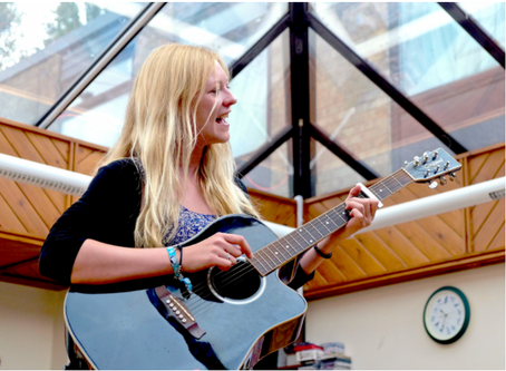 Live Music Now in hospices