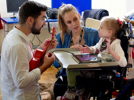 SEND Inspire - Music Making in Special Schools