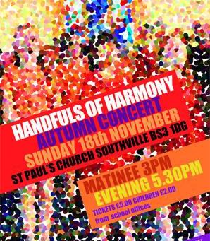 Handfuls of Harmony Concerts