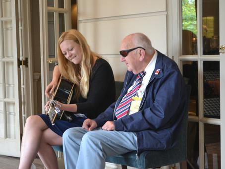 Blind Veterans UK - Annual Reunions
