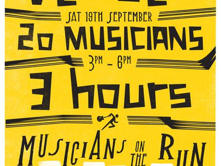 Musicians On The Run #2