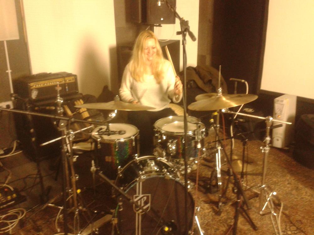 Sadie_drums