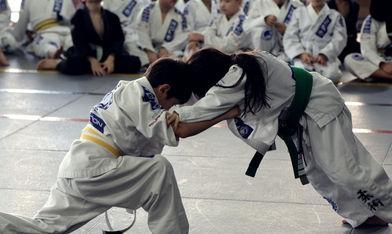 Anyone can practice Brazilian Jiu-Jitsu