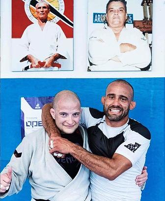 george britto and Riccardo Carminati Galli