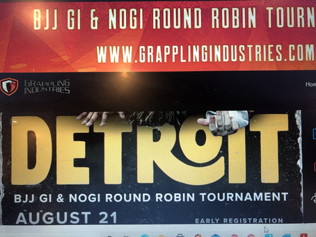 Grappling industry