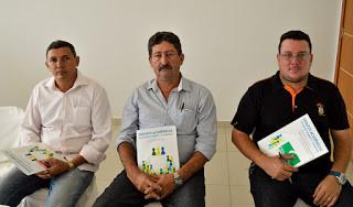 Prefeito, Vice e secretário participam de evento município transparente em Rio Branco