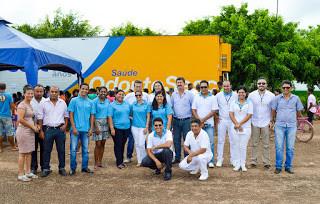 OdontoSesc atende população de Acrelândia em parceria com Prefeitura