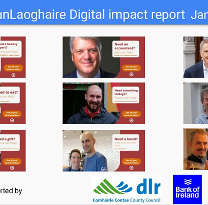 Our Jan 2021 Impact Report supporting small businesses