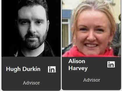 Hugh Durkin and Alison Harvey  join DigitalHQ's Advisory Panel
