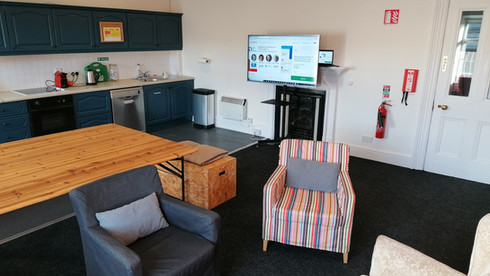 Work Spaces for Local Business