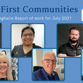 Our 'Digital First Communities' report for @DigitalDunLaoghaire for July is out