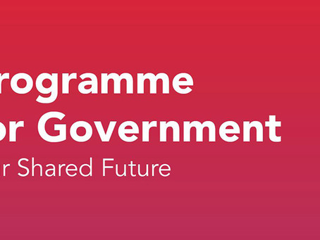 Programme for Government commits to town centre regeneration