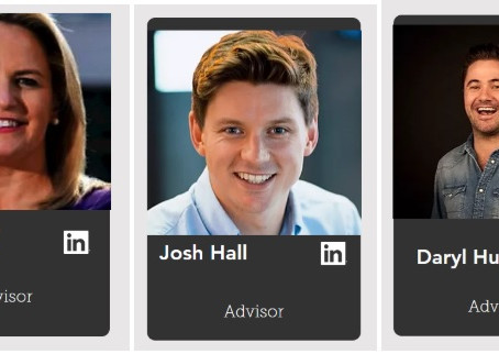 Lorraine Higgins, Josh Hall and Daryl Hughes join DigitalHQ's Advisory Panel