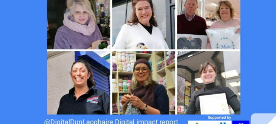 March 2021 Impact Report - 8 small businesses supported