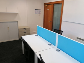 Office Space Available - Marine Room with 4 desks