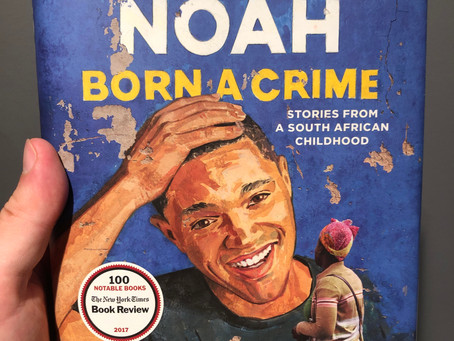 Page Turners: Born a Crime - Trevor Noah