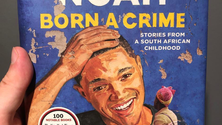 Page Turners: Born a Crime - Trevor Noah