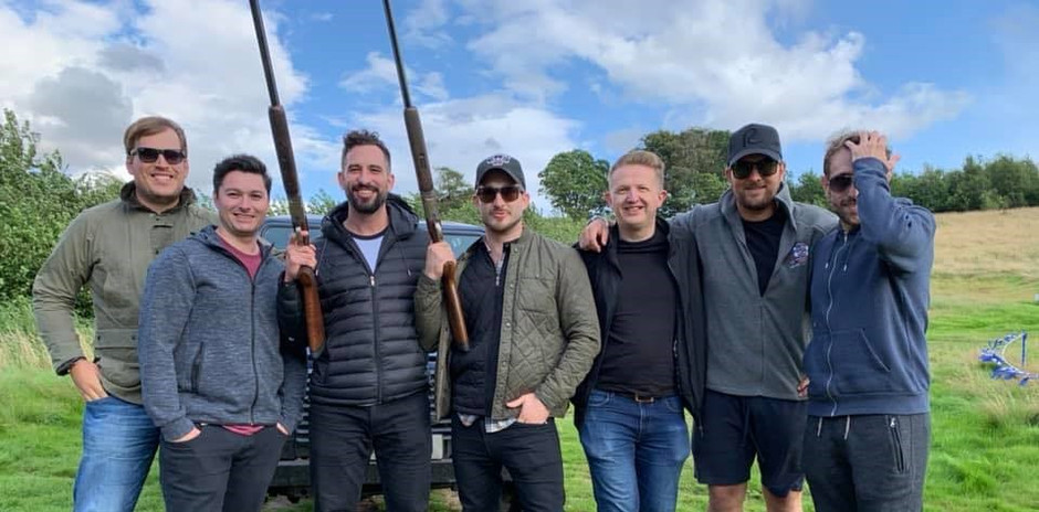 Stag Weekend in Scotland