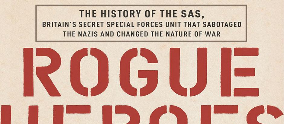 Page Turners: Rogue Heroes - Ben Macintyre