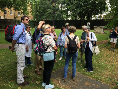 From the Charitable Grinders to the Wapping Workhouse: extending the East London Thames walk 1