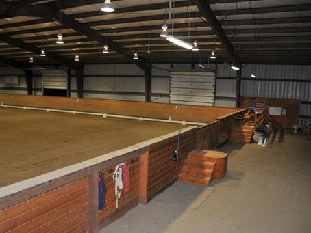 Indoor Arena Carson Valley