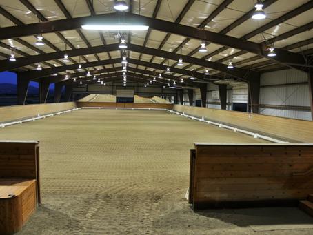 Indoor Arena Nevada