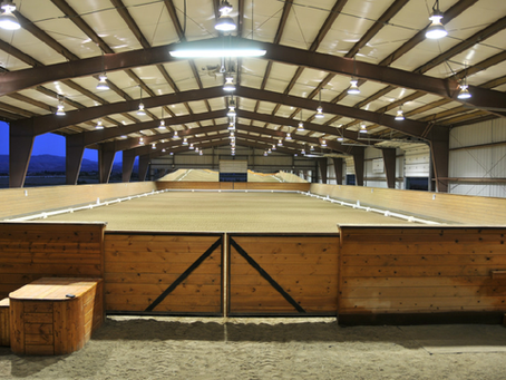 Indoor Arena Gardnerville, NV