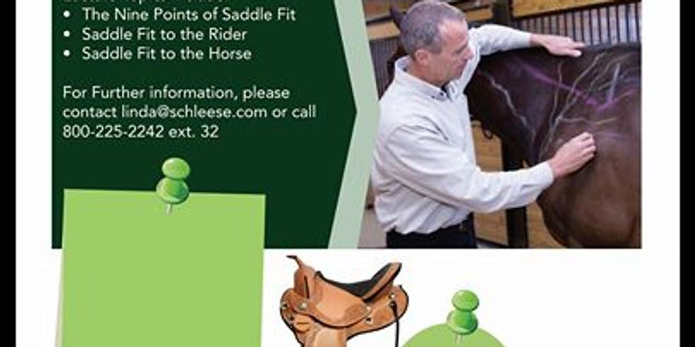 Saddlefit 4 Life Lecture