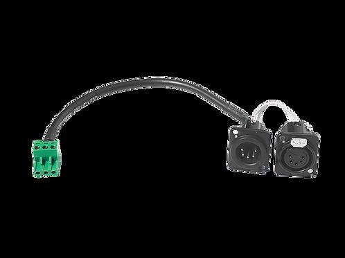 DMX коннектор для проф. диммеров