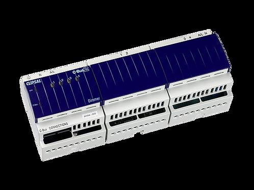 4-канальный DIN диммер, 2А/канал