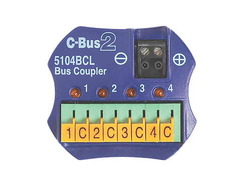 4-канальный модуль входов Bus-Coupler