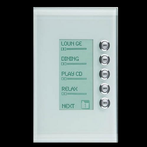 5-клавишный выключатель Saturn с экраном, DLT,
