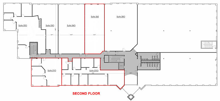 3535 Fishinger - Second Floor - Availabl