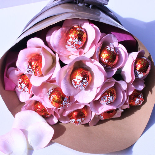 Personalised Chocolate Paper Bouquet