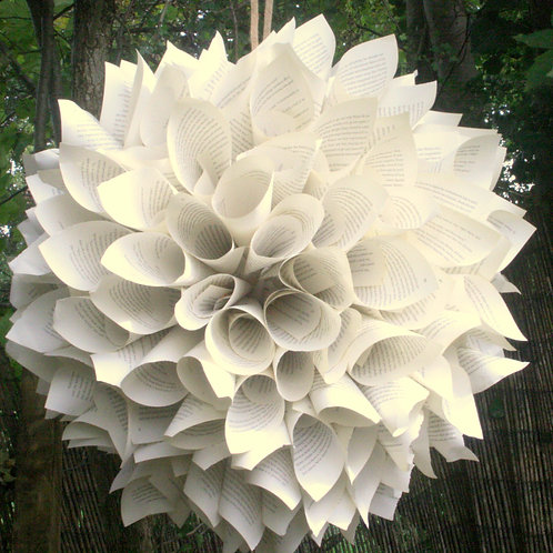 Literary Flower Ball