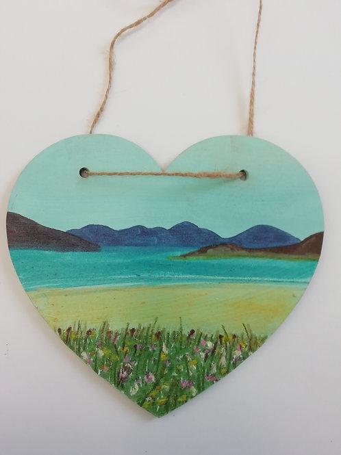 Horgabost - Beach Heart