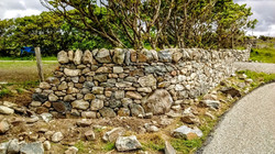 Rebuild Boundary Wall Brager, Lewis