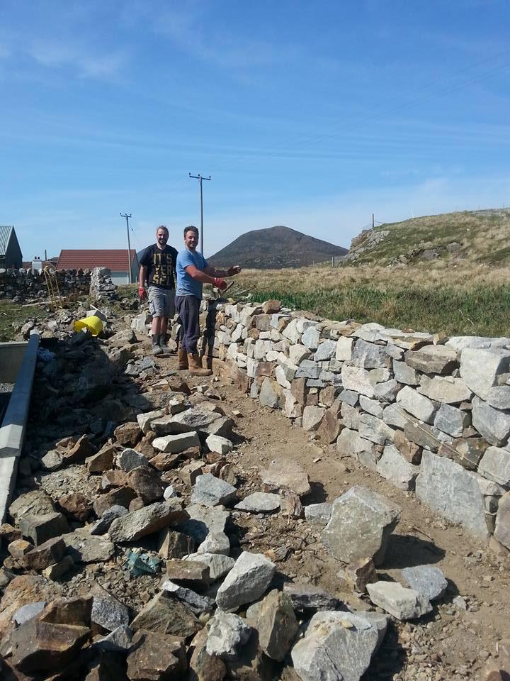 Rebuild Leverburgh