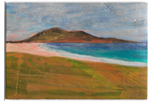 Scarista - Original Painting by Owen Williams A6