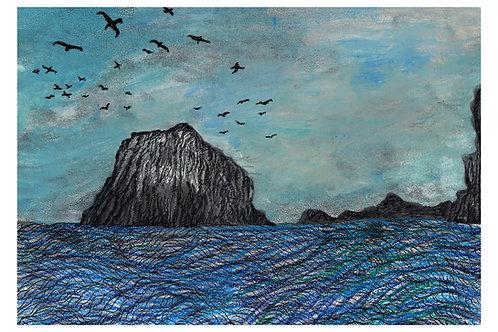 St Kilda - Giclée Print by Marigold Williams
