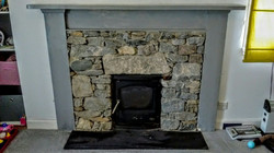 Stone Crafted Fire Surround