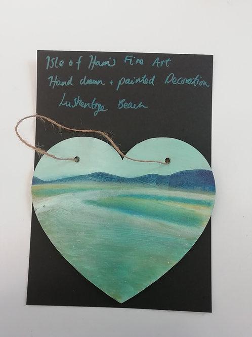 Luskentyre - Beach Heart
